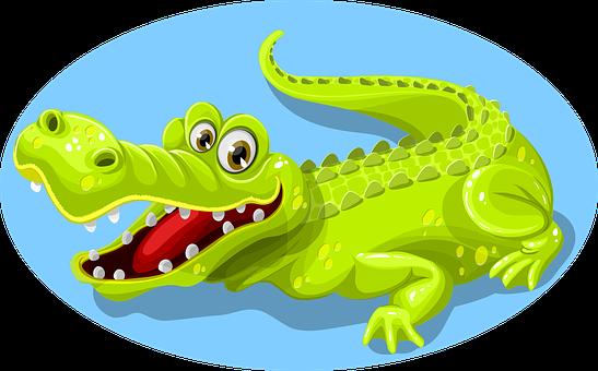 ワニ, 緑, 動物, 歯, は虫類, 自然, 野生, 野生動物, 危険, 大