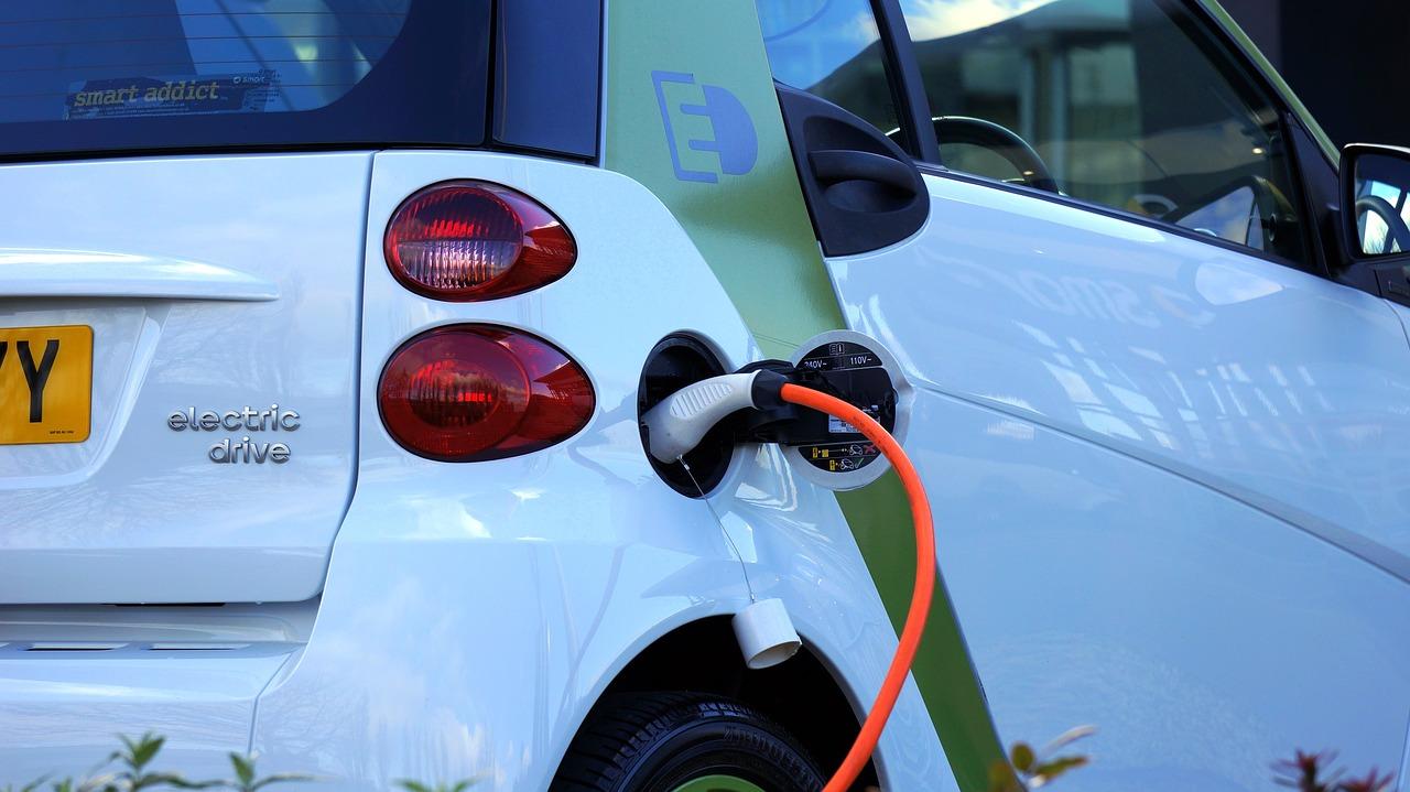 Samochód Elektryczny, Samochód, Elektryczne, Pojazdu