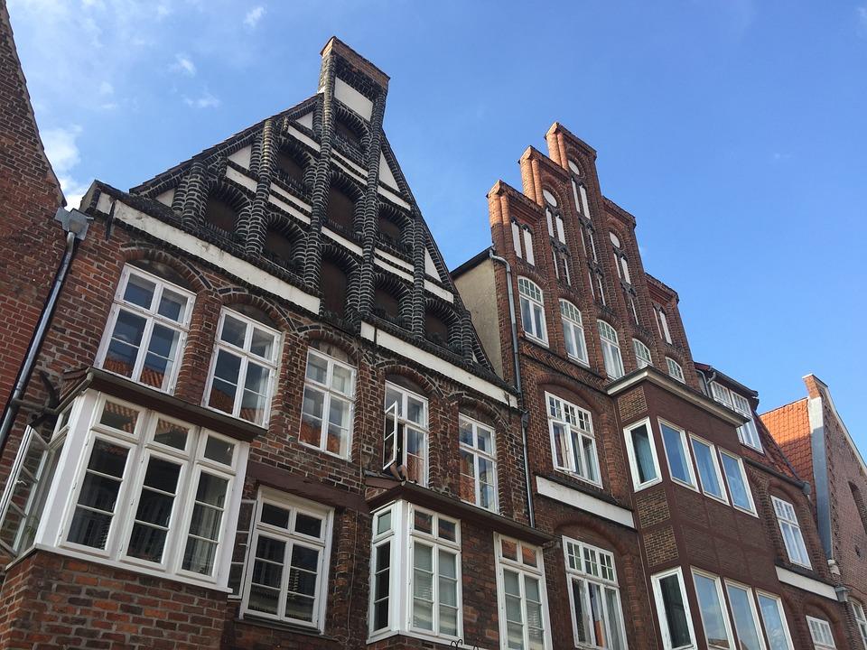 Architekten Lüneburg lüneburg giebel häuser kostenloses foto auf pixabay