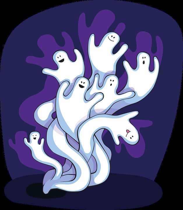 Prečo sa niektorí dospelí skutočne boja duchov?