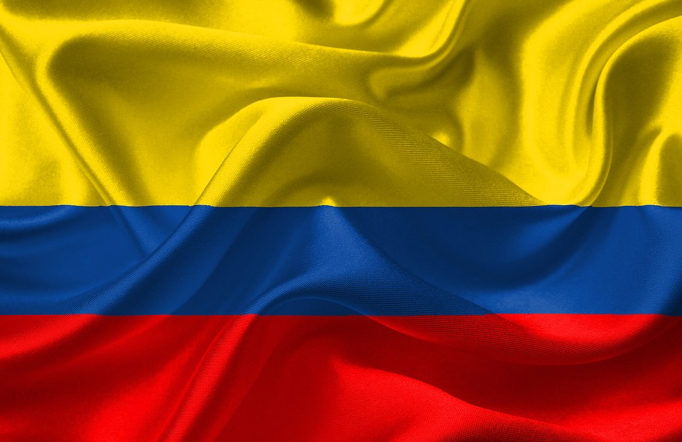 colombia flag colombian free image on pixabay