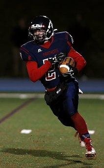 Football, American Football, Runner