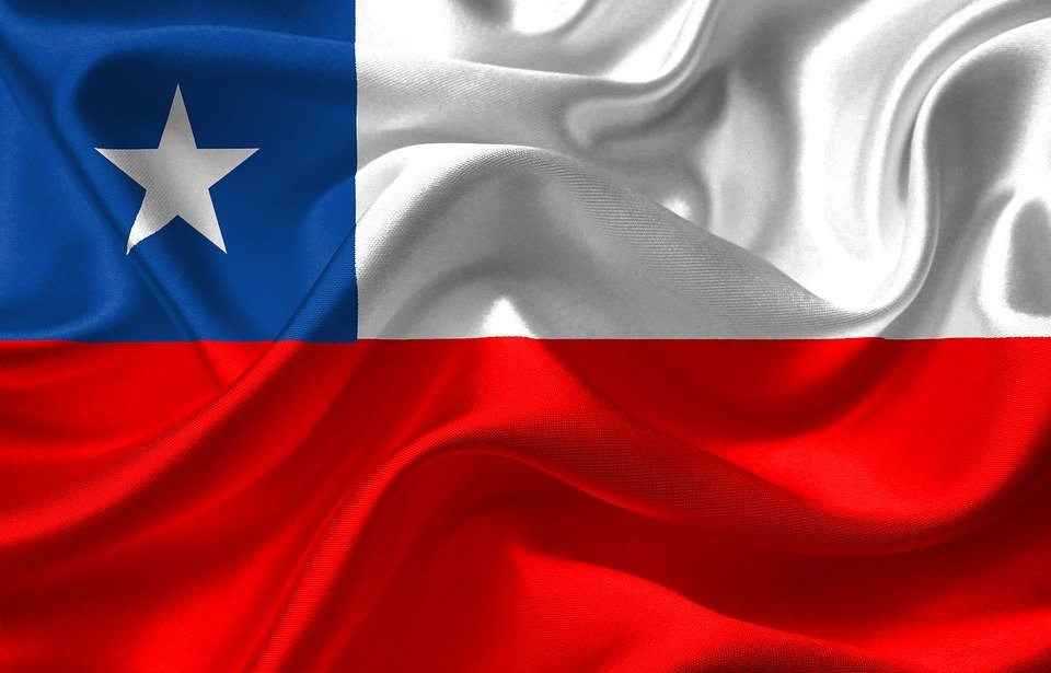 chile flag national chilean free image on pixabay