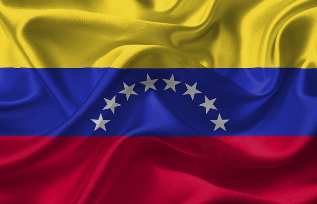 Free Illustration Venezuela Flag National Country