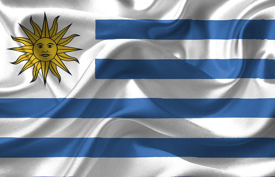 Free Illustration Uruguay Flag Country Countries