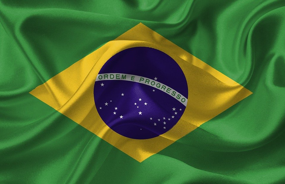 Brazil Flag Country · Free image on Pixabay