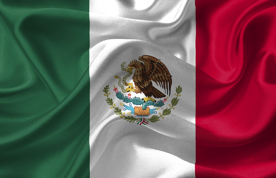 Mexico Flag Mexican Of Free Image On Pixabay