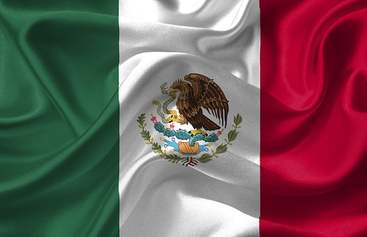 Mexico, Flag, Mexican Flag