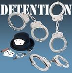 handcuffs, detention, arrest