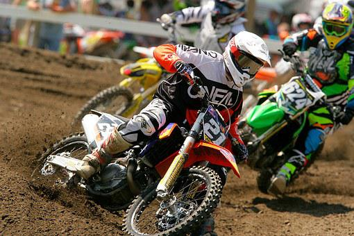 Motocross, Dirt Bike, Racing, Dirt