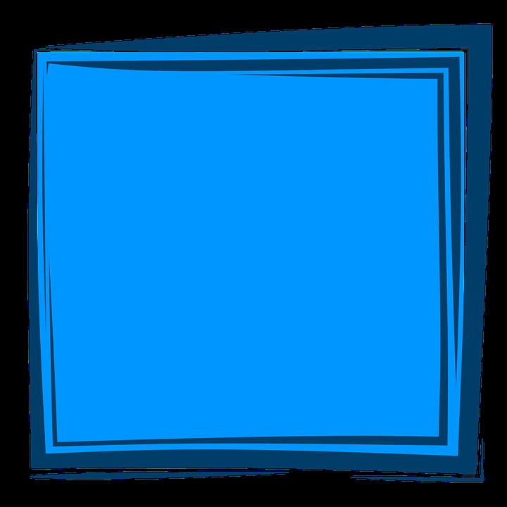 Marco Azul De Fondo · Imagen gratis en Pixabay