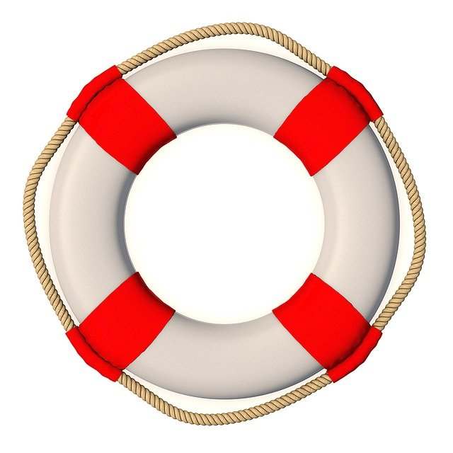 Life Ring Buoy Clip Art