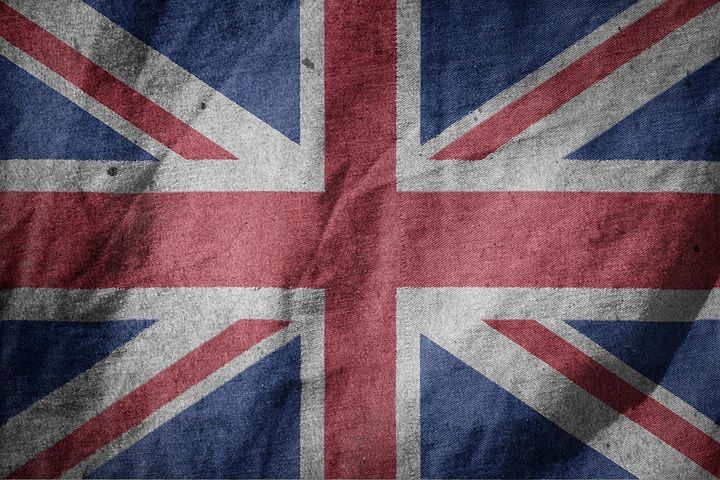 Картинки великобритания флаг, открытка