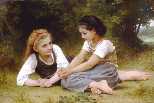 William, Adolf, Bouguereau