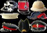 peaked cap, kepi