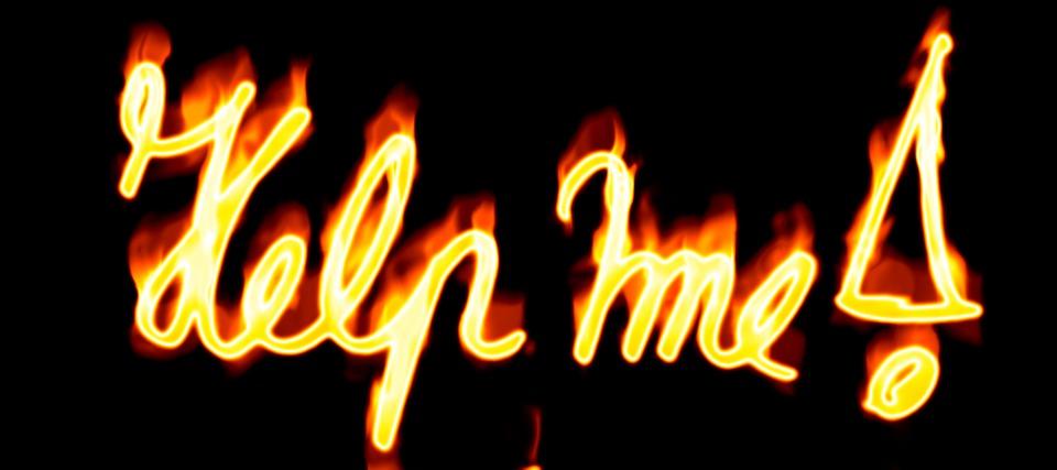 Help Fire Flame - Free image on Pixabay