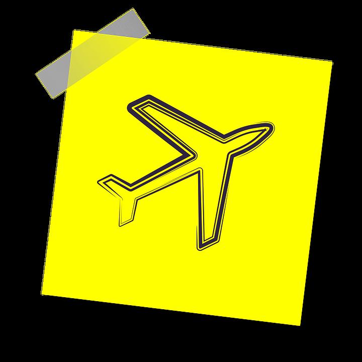 Полет, Самолети, Летящ, Туризъм, Пътуване, Билет