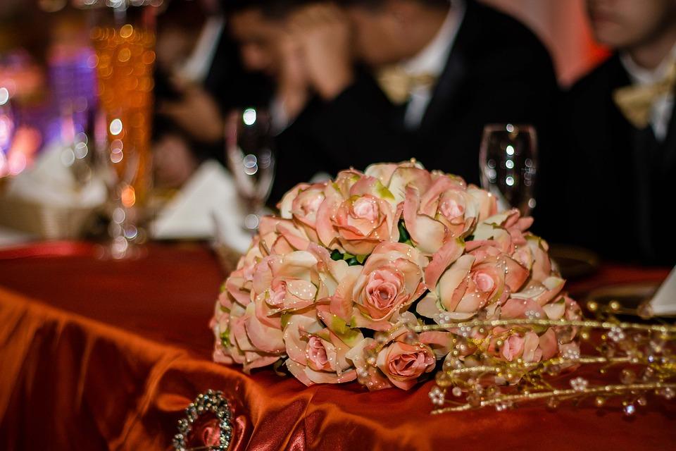 Blume Feier Hochzeitsfeier Kostenloses Foto Auf Pixabay