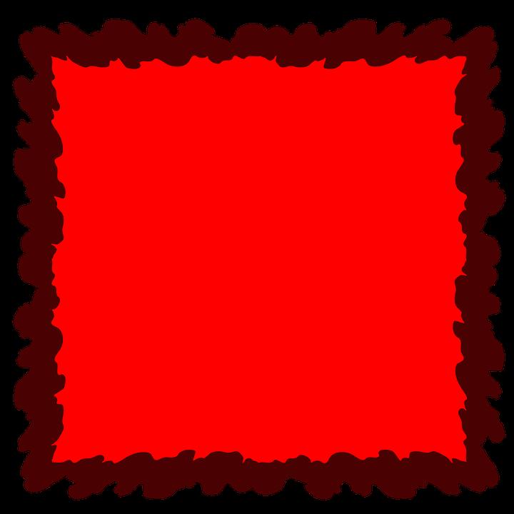 Red Frame Background · Free image on Pixabay