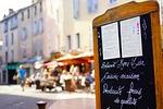 menu, apt, france