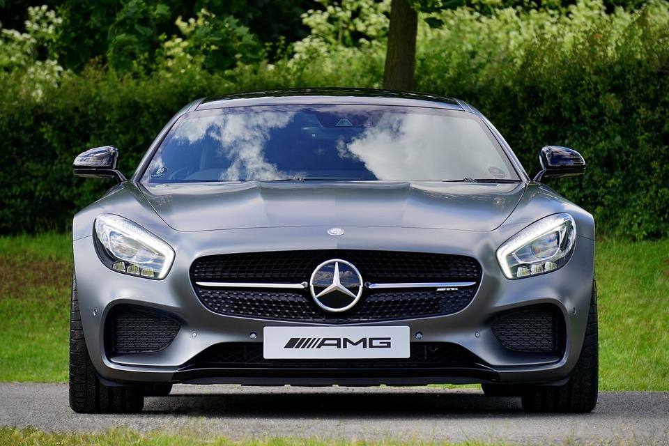 Mercedes Benz Auto Amg Gt Kostenloses Foto Auf Pixabay