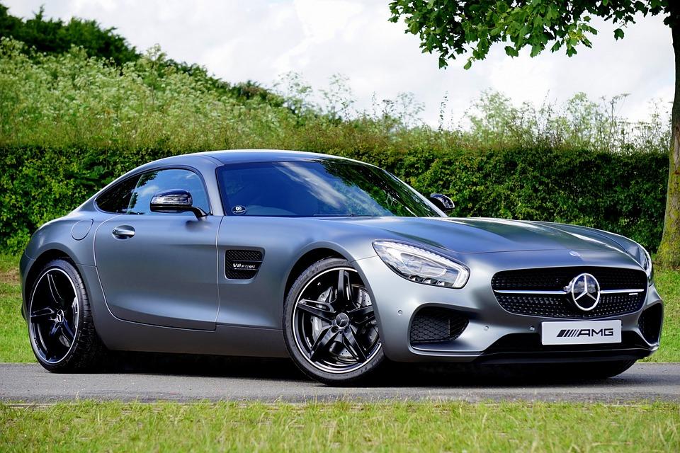 Mercedes-Benz, Voiture, Amg Gt, Transport, Mercedes