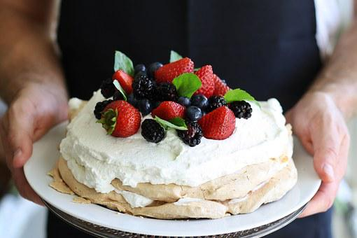 Pavlova Unique Australian Foods to Try Before You Die