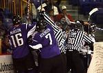 hockey, referee