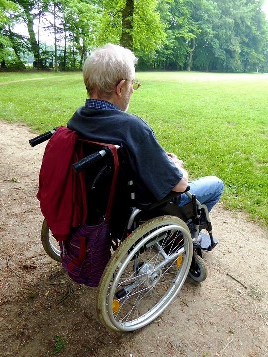 Senior Foto De Pixabay Silla Ruedas Gratis En Anciano OuTXPikZ