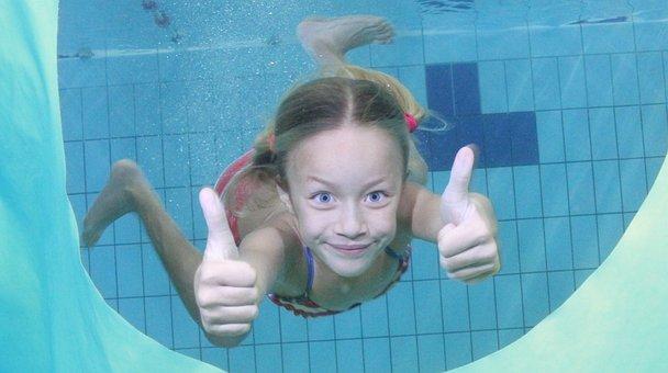 Pool, Swim, Dive, Swimming Pool, Blue