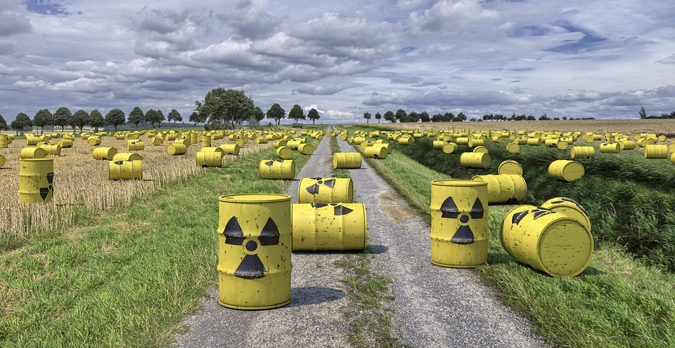 Nuclear Waste, Radioactive Trash, For Final