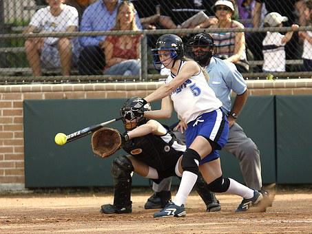 Softball, Girls Softball, Catcher
