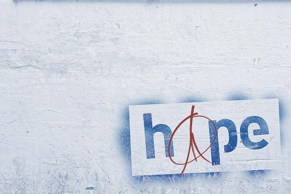 Graffiti, Background, Hope, Emotions, Urban