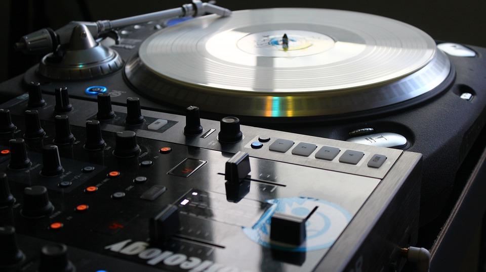 Free Photo Turntable Dj Mix Equipment Free Image On