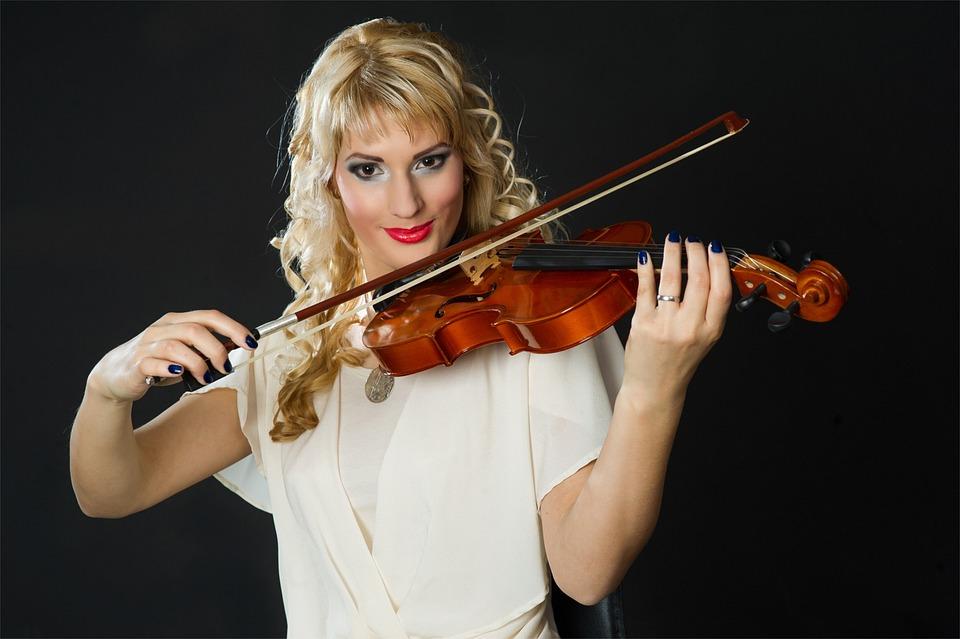 Free Photo Violin, Musician, Violinist, Music - Free -8919