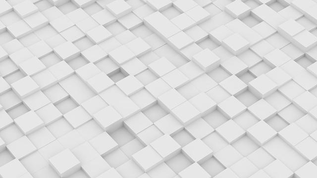 ボックス, 背景, ランダム, ホワイト, Pptの背景, シンプル