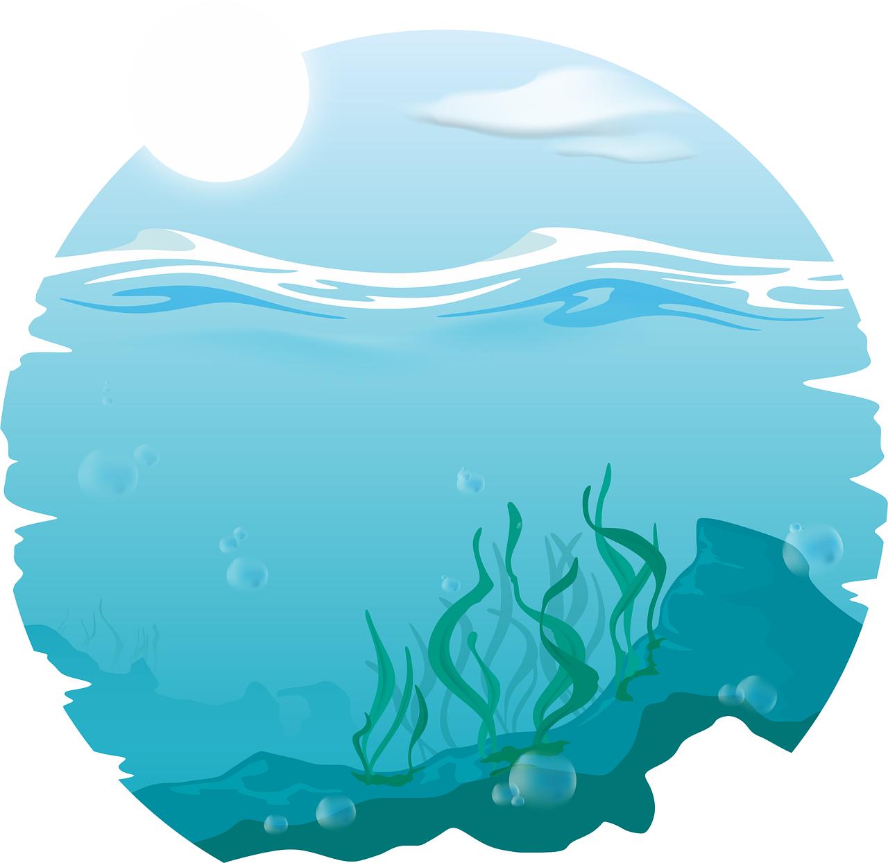 картинки символами о море первую
