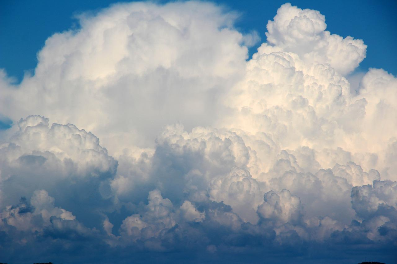 Картинки для детей облака кучевые облака