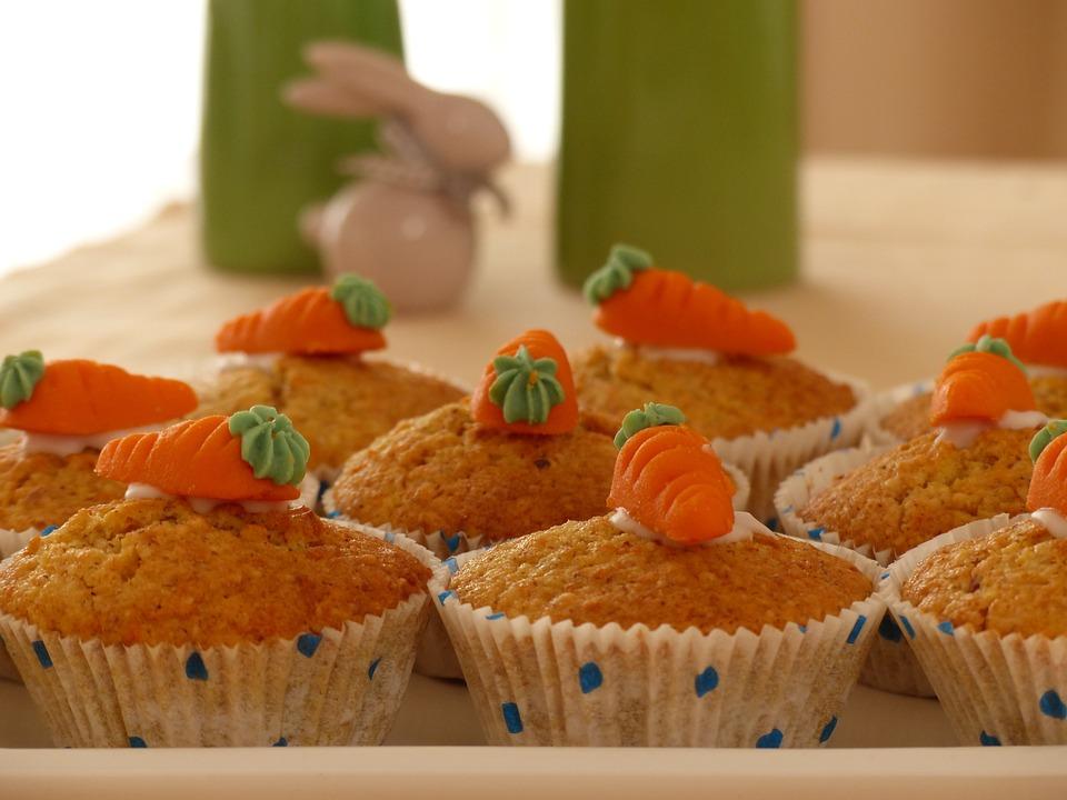 Torta Di Carote, Torta, Muffin, Cupcakes, Pasqua