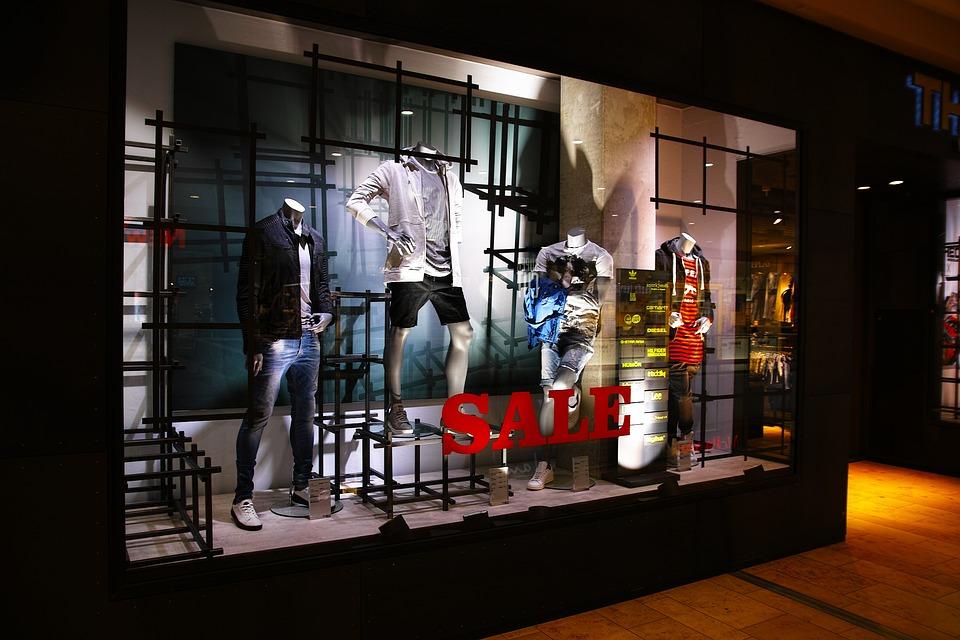 Memulai karir di dunia industri kreatif, Jendela, Mode, Pakaian, Boneka, Modis, Dekorasi, Iklan