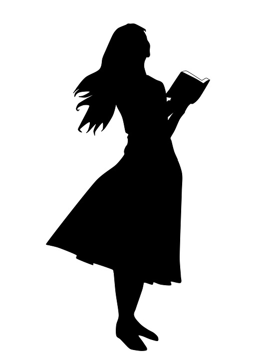Woman Reading The Bible · Free Image On Pixabay