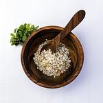salt, spices, bowl
