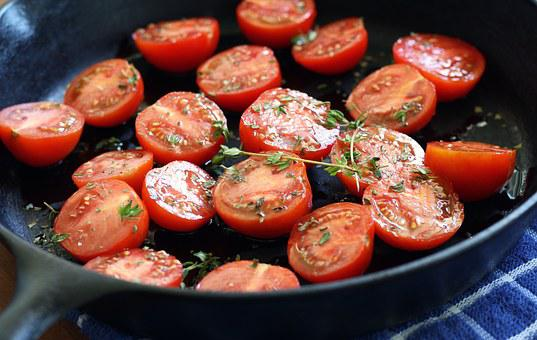 Tomatoes Red Fresh Vegetable Food Tomato S