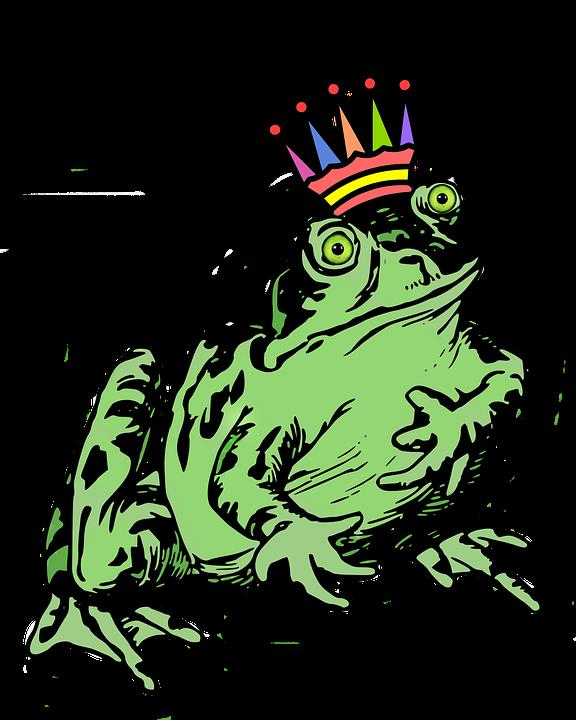 Grenouille Couronne grenouille couronne prince · image gratuite sur pixabay