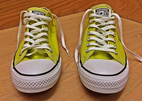 Grün All Star Converse Kostenloses Foto auf Pixabay