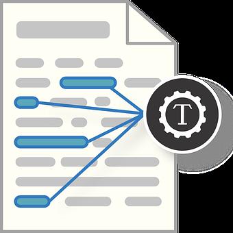 テキストマイニング, エンティティ抽出, エンティティの認識, 文書処理