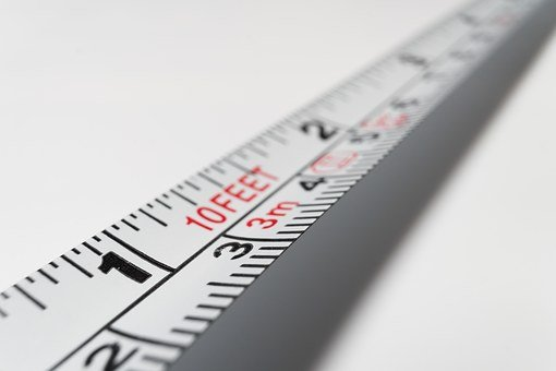 Pengukuran, Milimeter, Sentimeter, Meter