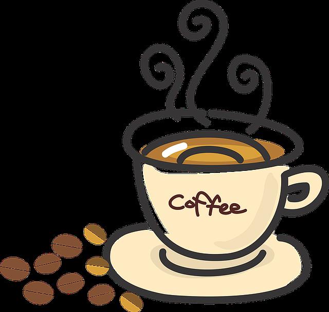 Free vector graphic: Drinks, Coffee, Coffee Mug - Free ...
