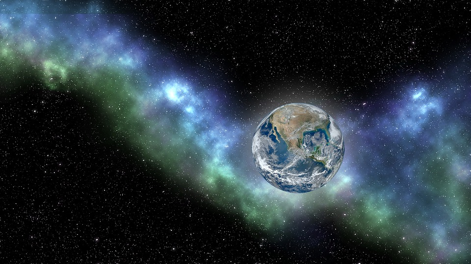 Earth Planet Space - Free image on Pixabay