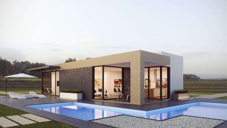Free photo architecture render external free image on for Casa piano cotizacion